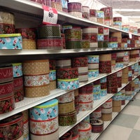 Photo taken at JOANN Fabrics and Crafts by Johnni A. on 12/15/2012