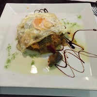10/2/2015 tarihinde Juan Antonio G.ziyaretçi tarafından restaurante vegetariano  EL CALAFATE'de çekilen fotoğraf