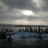 รูปภาพถ่ายที่ Auberge La Tourelle du Fjord โดย Julie เมื่อ 12/24/2012