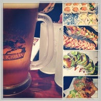 Photo taken at Ebisu Japanese Tavern by Karina R. on 7/11/2013