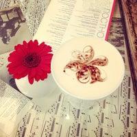 Photo taken at Coffeemania by Mitina Valeriya on 3/20/2013