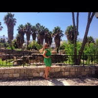 Photo taken at Ancient Agora by Maria P. on 8/19/2014