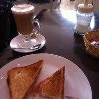 Photo taken at Coffee Express by Macarena O. on 11/30/2012