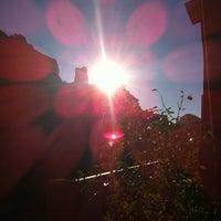 Photo taken at Enchantment Resort by Hirotoshi M. on 10/17/2012