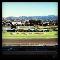 Photo taken at Golden Gate Fields by Gabi T. on 1/12/2013