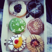 Photo taken at Big Apple Donuts & Coffee by Bux B. on 1/11/2013