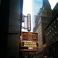 5/29/2014にJenn P.がRichard Rodgers Theatreで撮った写真