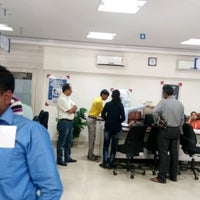Photo taken at HDFC Bank+ATM by Mayur M. on 2/2/2017