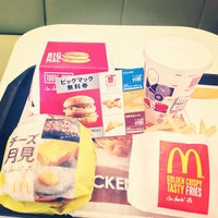 Photo taken at マクドナルド 時津店 by サブロー on 9/16/2013