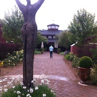 Photo taken at De Loach Winery & Vineyards by Nick P. on 5/27/2013