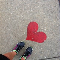 Photo taken at Mile 4 by Laura C. on 7/31/2013