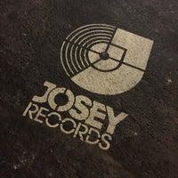Photo taken at Josey Records by David J. on 1/13/2016