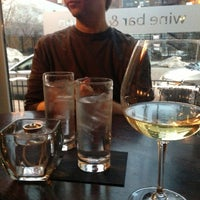 Photo taken at Tannin Wine Bar & Kitchen by David J. on 3/9/2013