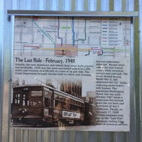 Photo taken at Phoenix Trolley Museum by David J. on 9/6/2015