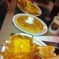 Photo taken at Waffle House by Elaine K. on 3/22/2013