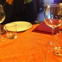 Photo taken at la taula de paula by Joana P. on 12/28/2013