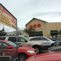 Photo taken at H-E-B by Phillip M. on 2/10/2013