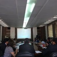Photo taken at Oficina De Asuntos Económico Comerciales De La Embajada De China by Violeta B. on 12/20/2016