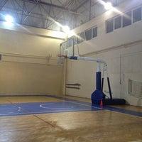 Photo taken at Cavit Özyeğin Spor Salonu by Veysel U. on 2/13/2013