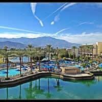 Photo taken at JW Marriott Desert Springs Resort & Spa by Jeff on 11/1/2012