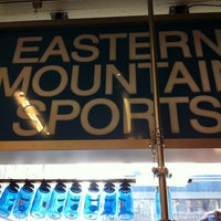 Photo taken at Eastern Mountain Sports by Orsini G. on 9/1/2013