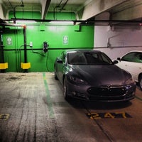 Photo taken at RTS Parking Garages A/B/C by Sam G. on 12/17/2013