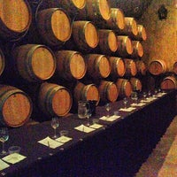 Photo taken at Crossing Vineyards and Winery by Sam G. on 7/13/2013