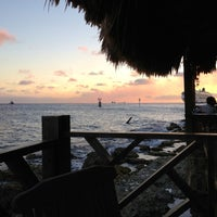 Photo taken at Scampi's Curacao by Sam G. on 4/25/2013