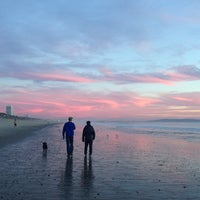 Photo taken at Beach Life Guard Post 18 by Will C. on 12/17/2013