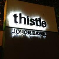 Photo taken at Thistle Hotel Johor Bahru by Goku M. on 8/30/2013