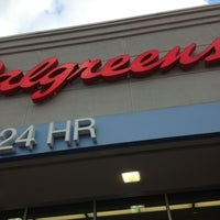 Photo taken at Walgreens by Megan H. on 10/20/2012