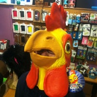 Photo taken at Exit 9 Gift Emporium by Charles R. on 10/26/2012