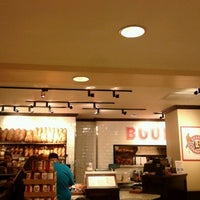 Photo taken at Boudin Bakery Café Macy's Kiosk by C A. on 10/27/2012