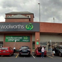 Photo taken at Woolworths by C A. on 1/5/2016