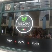Photo taken at Pizzeria Toscana by Ufuk E. on 7/28/2013