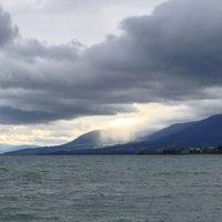 Photo taken at Port de St-Blaise by Rocco B. on 10/5/2013