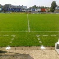 Photo taken at R Cappellen FC by Jeroen K. on 7/8/2013