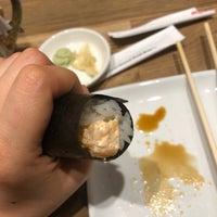 Photo prise au KazuNori: The Original Hand Roll Bar par pipitu le3/13/2018