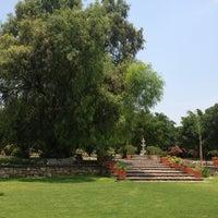 Photo taken at Campestre del Valle, Jardín de Fiestas by JLVicho R. on 5/17/2013