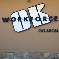 Photo taken at Workforce Oklahoma by Scott T. on 7/17/2013