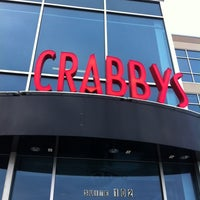Photo taken at Crabbys Seafood Bar & Grill by Scott T. on 12/4/2012