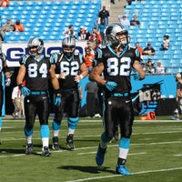 Photo taken at Bank of America Stadium by Carolina Panthers on 11/11/2012