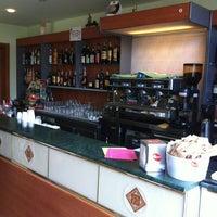 Photo taken at Café Manet by Simone R. on 3/20/2013