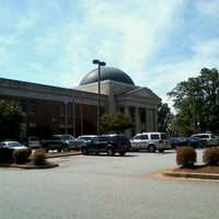 Photo taken at Anderson County Library by Jody S. on 9/27/2012