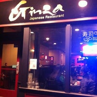 Photo taken at Ginza Japanese Restaurant by Jared L. on 2/8/2013