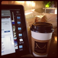 Photo taken at Mildred's Coffeehouse by Tina S. on 1/17/2013