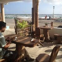 Photo taken at Hotel Punta Ponto! by Claudia R. on 8/12/2013