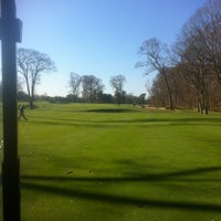 Photo taken at Brookville Country Club by Mike A. on 11/17/2012