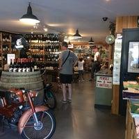 Photo taken at Le Garage A Vins by Nathalie C. on 7/16/2016