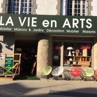 LA VIE EN ARTS CARNAC - 34 RUE ST CORNELY